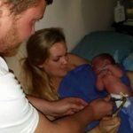 VBAC Birth and Husband